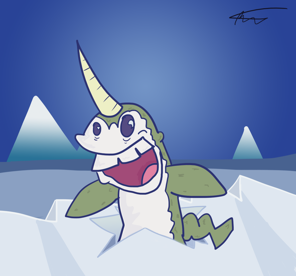NARWHAL by PJ