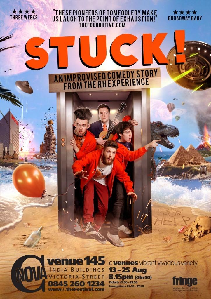 Rough Stuck Poster