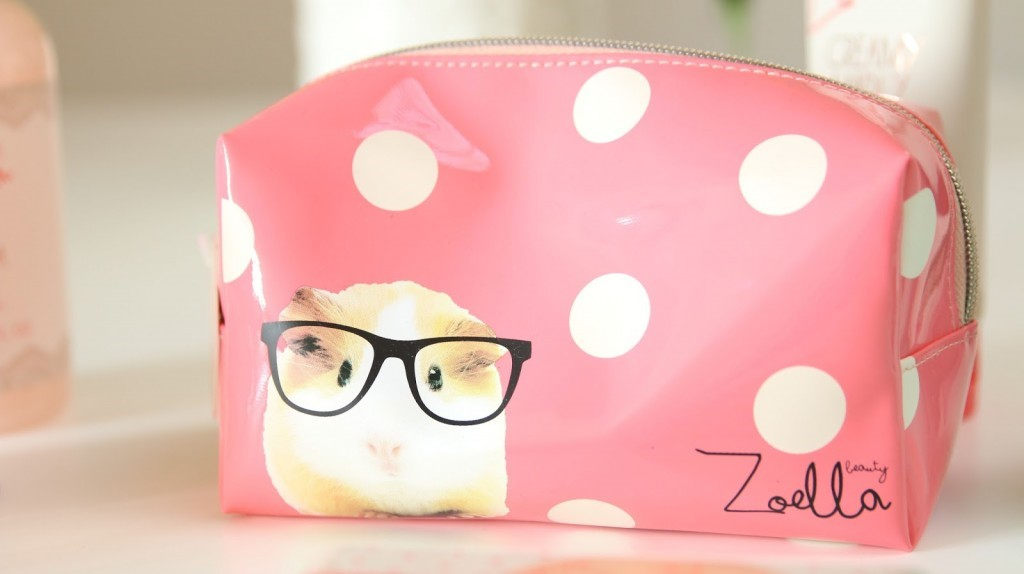 Beauty Bag : Pencil Case