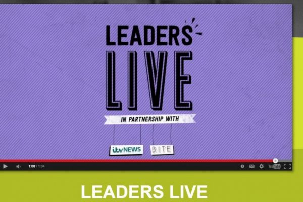 Leaders Live logo