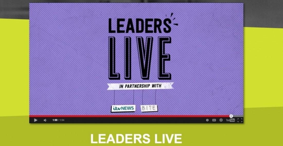 Leaders Live logo