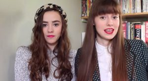 Amelia and Grace moved to their new channel at the end of last year