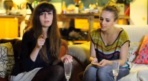 Dodie (left) came top of our 5 of the Best: YouTuber Whispers list which featured Hannah Witton