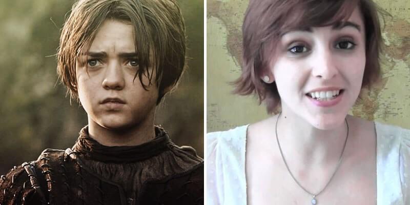 01 Arya Stark Hannah Witton