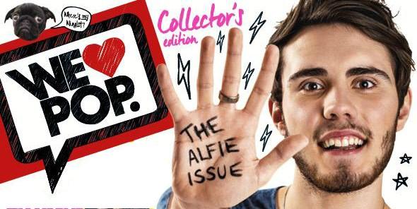 WeLovePopMag - Alfie