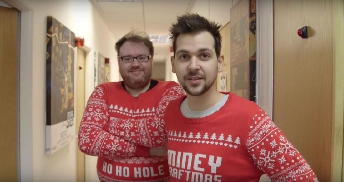 Yogscast Christmas Streams 2020 Yogscast Raise $200k for Charity Days Into Christmas Live Streams