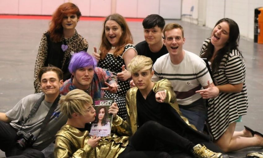 jedward_and_team
