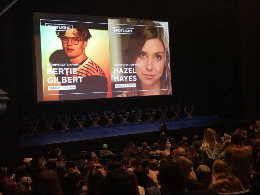 Spotlight - Bertie & Hazel - Buffer