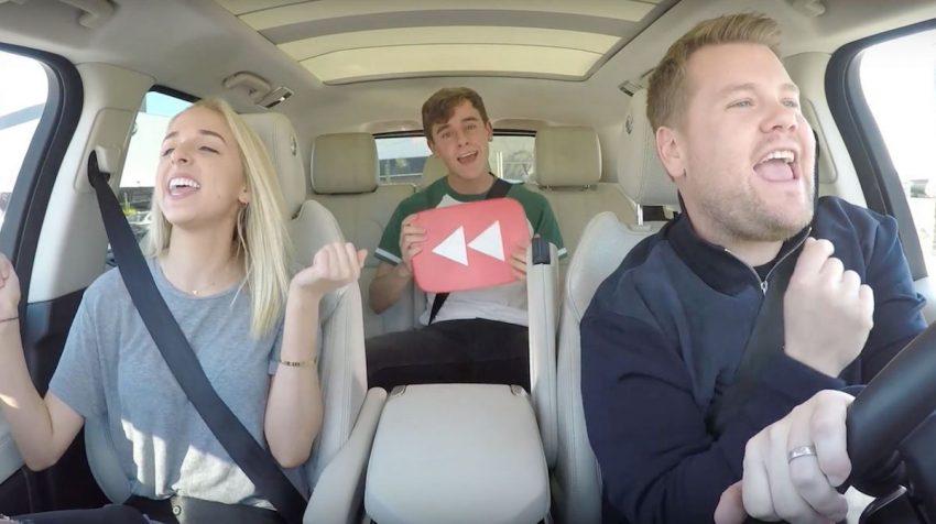 Carpool Karaoke - YTR