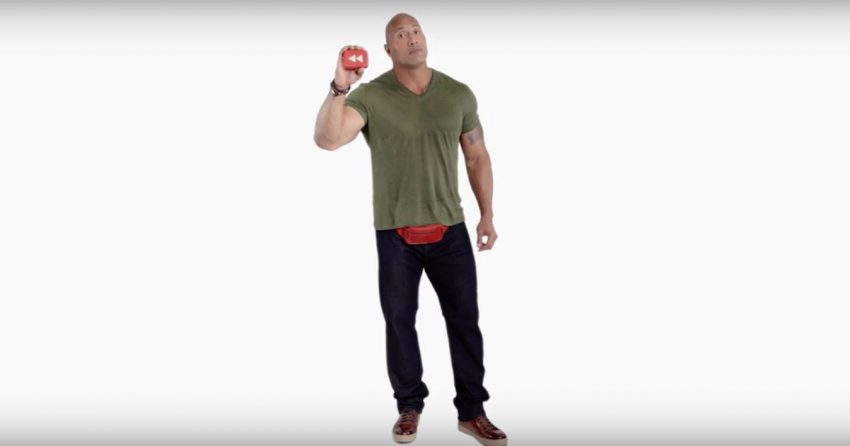 The Rock - YTR