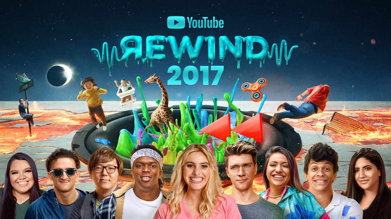 Youtubers Star In Youtube Rewind 2017 Teneighty Internet Culture In Focus