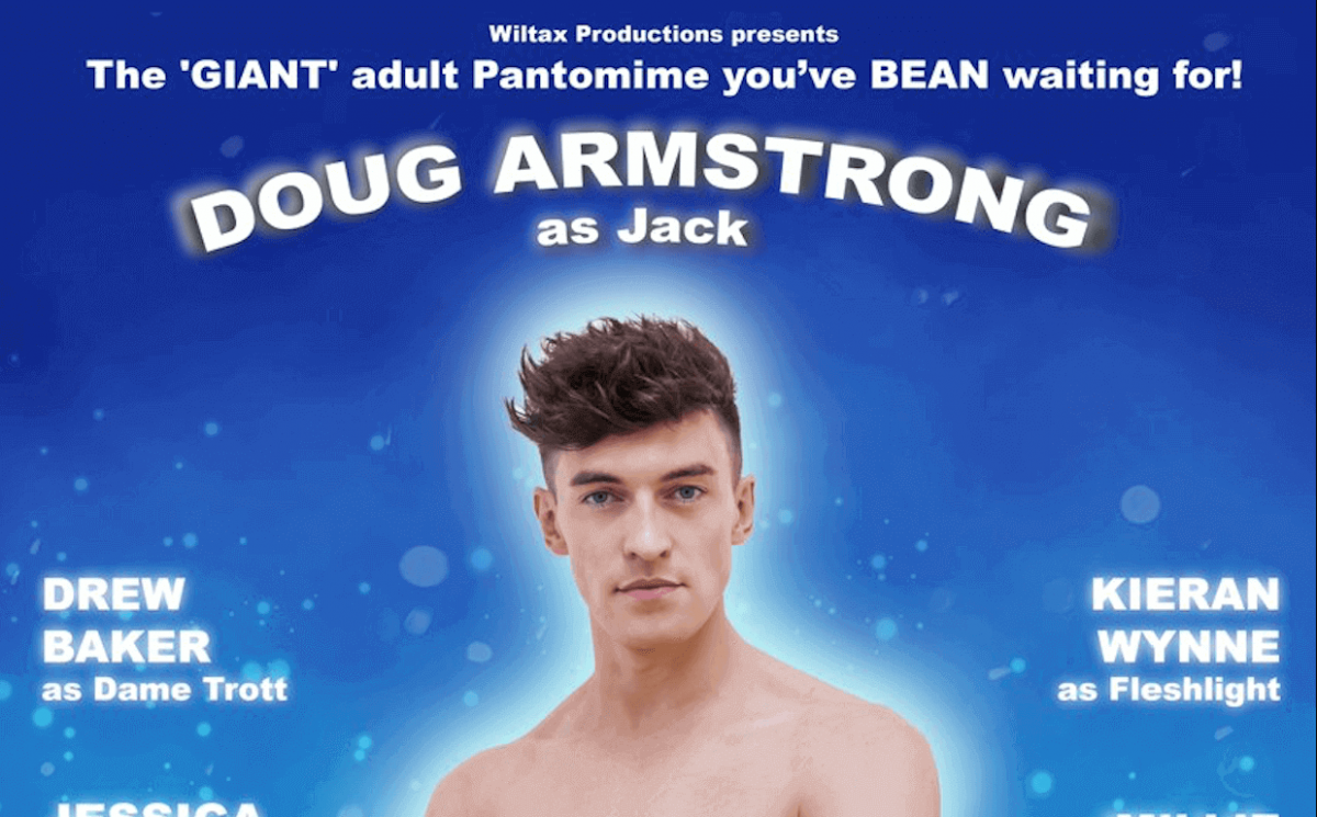 Jack off and the beanstalk