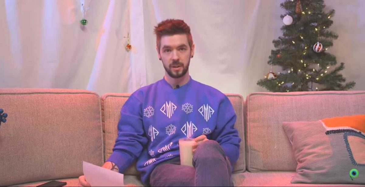 Jacksepticeye Christmas Stream 2020 Jacksepticeye Raises Over $1 Million For Charity in 2018