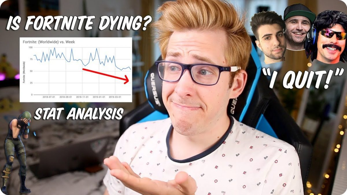 Video Spotlight: Is Fortnite Dying? Why Streamers Are Quitting