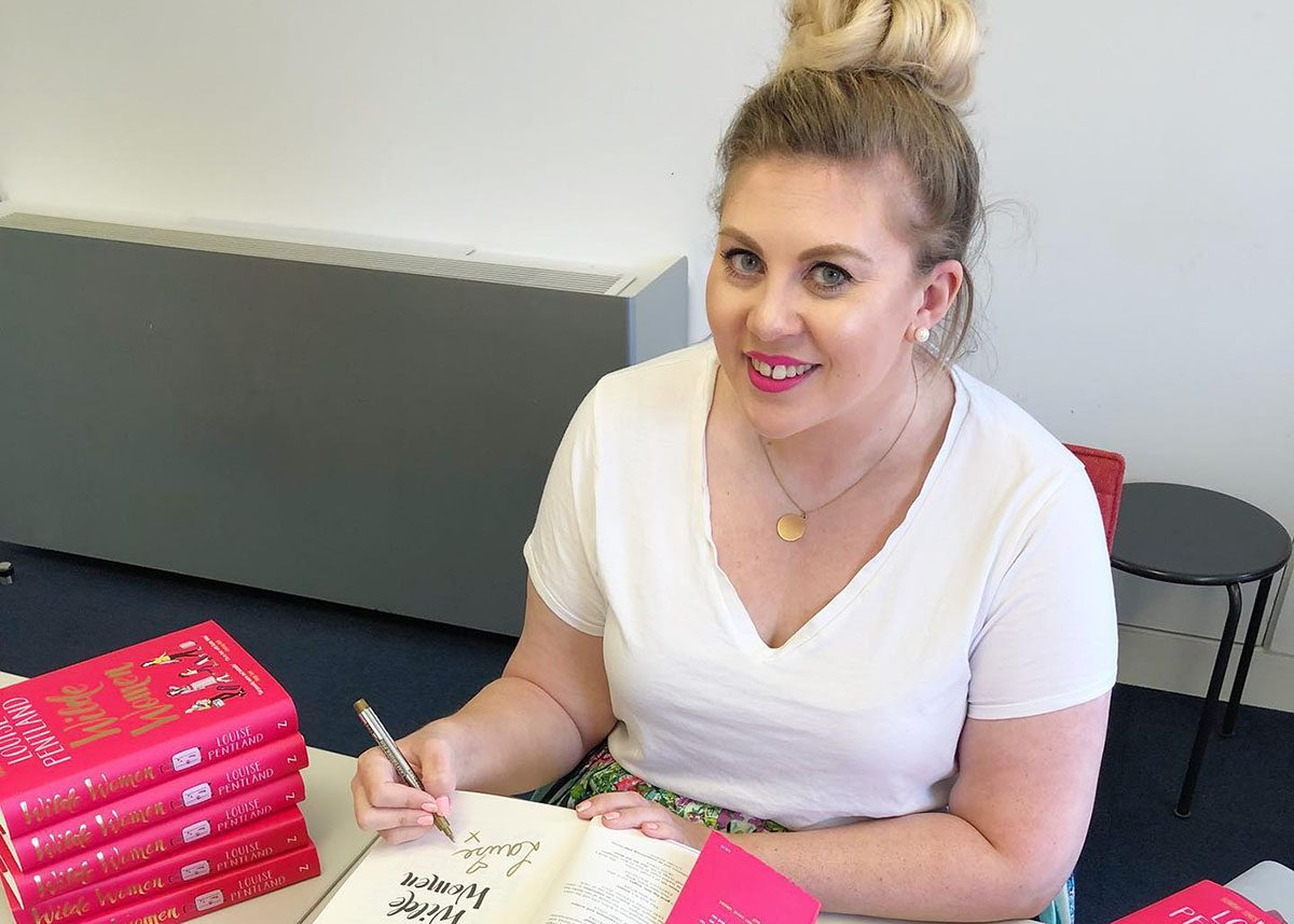 Louise Pentland Announces UK Book Tour – TenEighty — YouTube