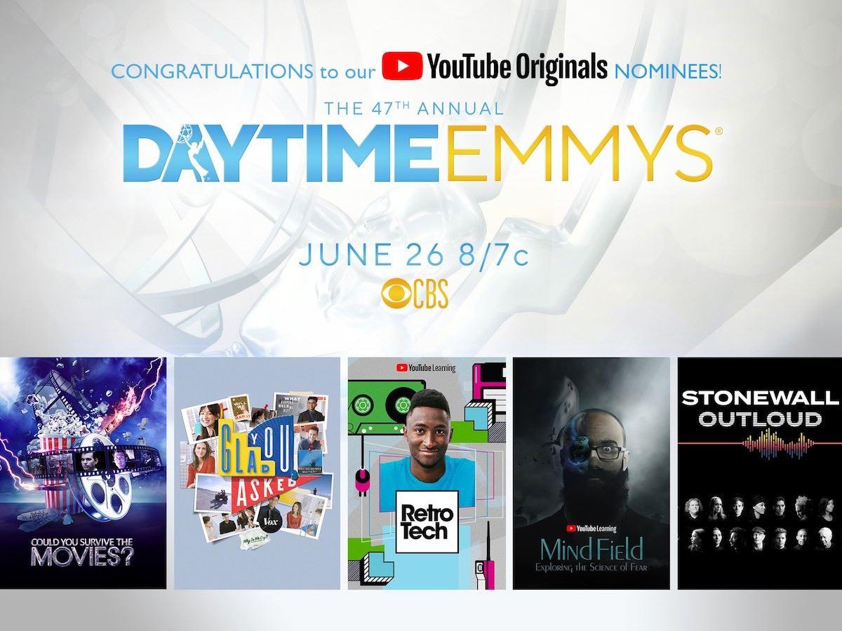 YouTube Originals.'